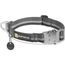 Ruffwear Top Rope Kraag, granite gray